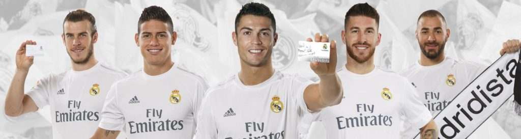 Real Madrid - Card
