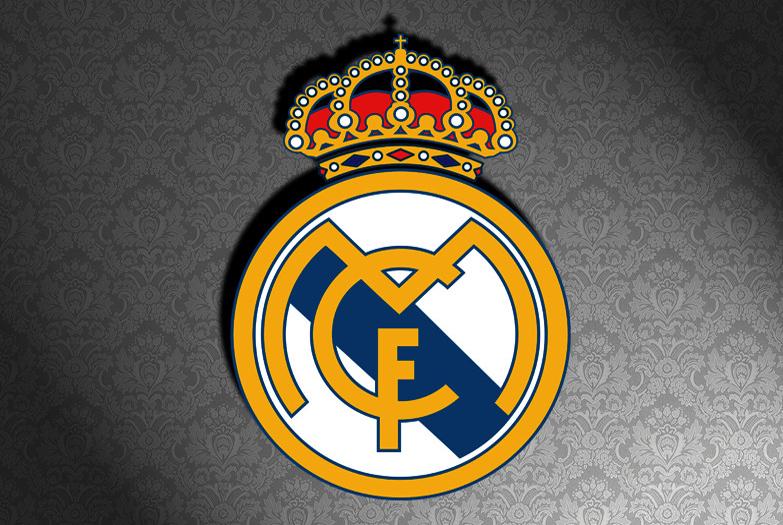 Real Madrid FC Logo emblema