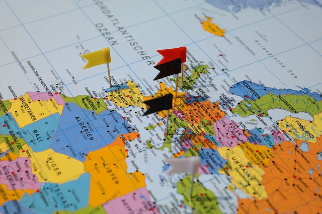 Map - business idea