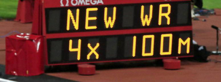 Olympics - record