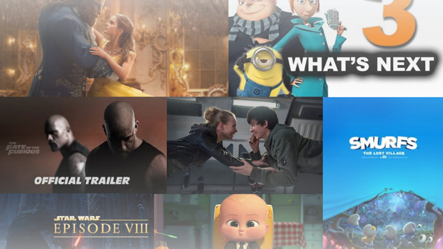 Movies in 2017