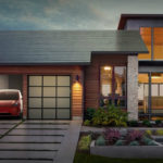 Elcon Musk Solar Roofs