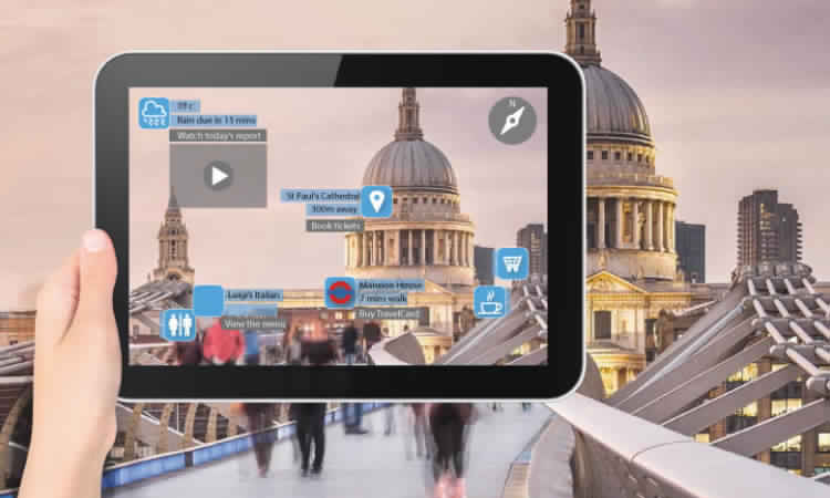 Augmented Reality - Tourism