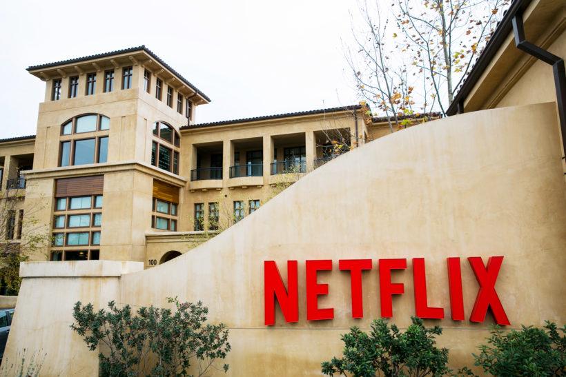 headquarters of Netflix