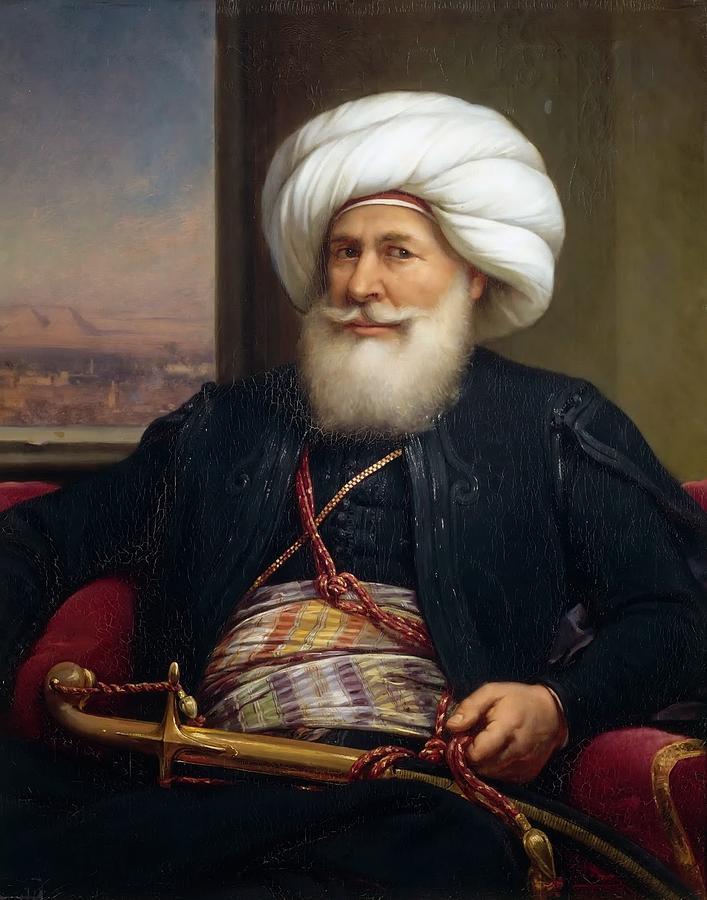 Royal Egypt - muhammad ali Pasha Egypt