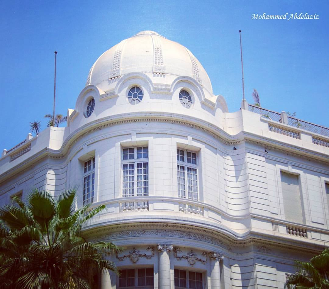 Egyptian Diplomatic Club - Downtown Cairo