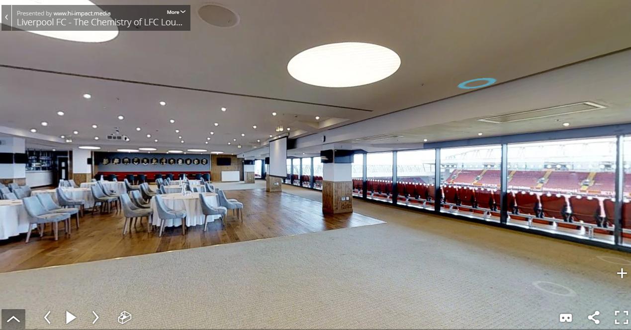 Liverpool Hospitality Lounge