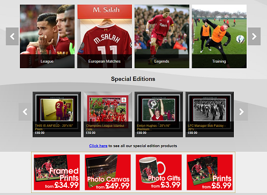 Liverpool Pictures Store