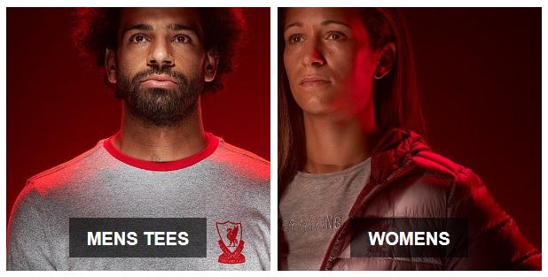 Liverpool Fashion - Mohamed Salah