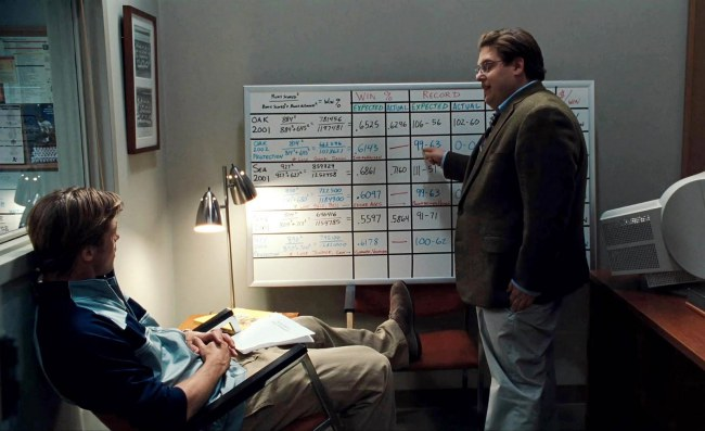 Moneyball analysis