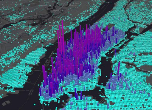 merging BIG data analytics with GIS