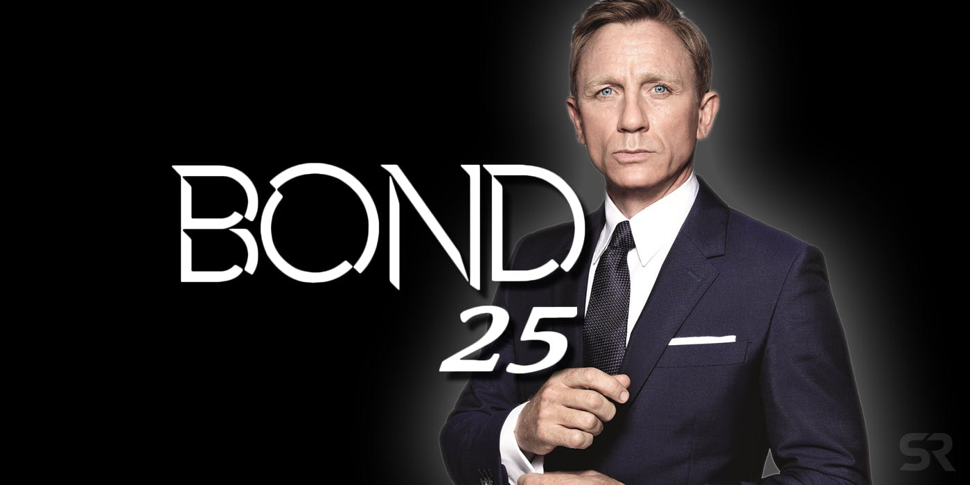 Daniel Craig James Bond 25