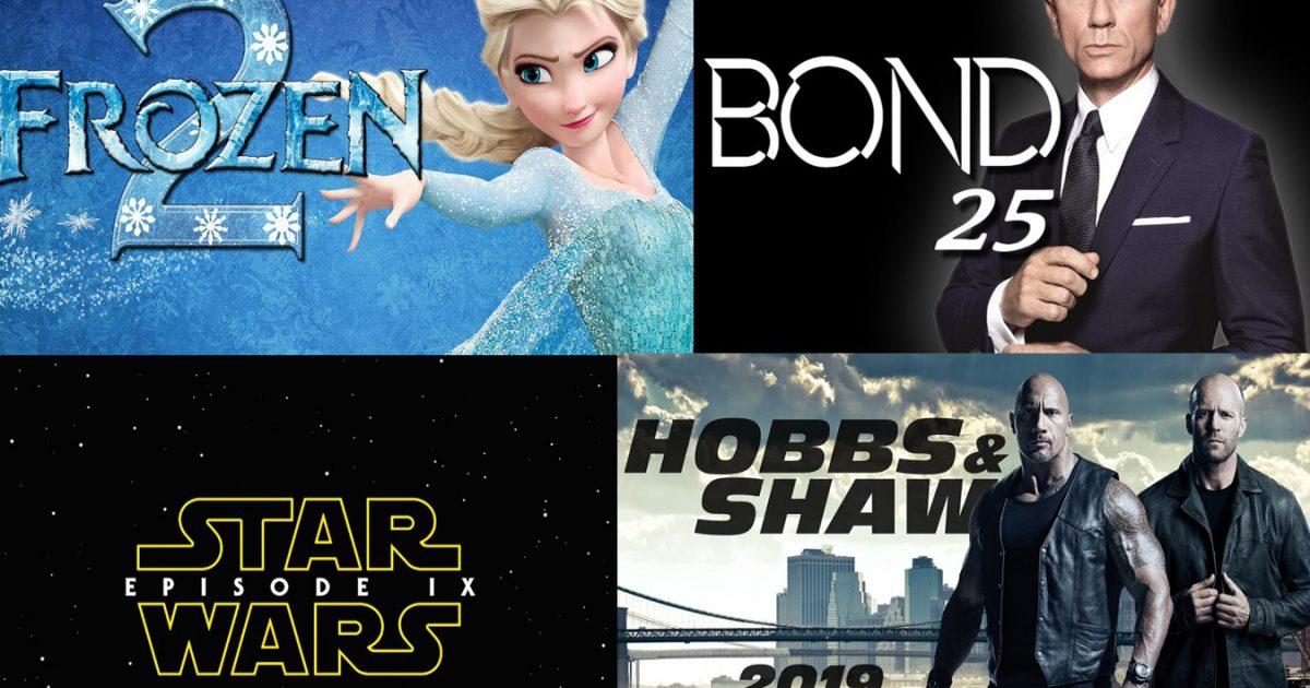 Top ten movies 2019