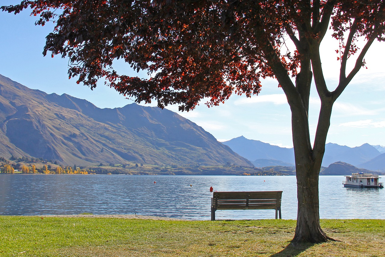 Wanaka, New Zealand - Travel Destinations - Asia