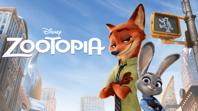Zootopia GIS City Engine