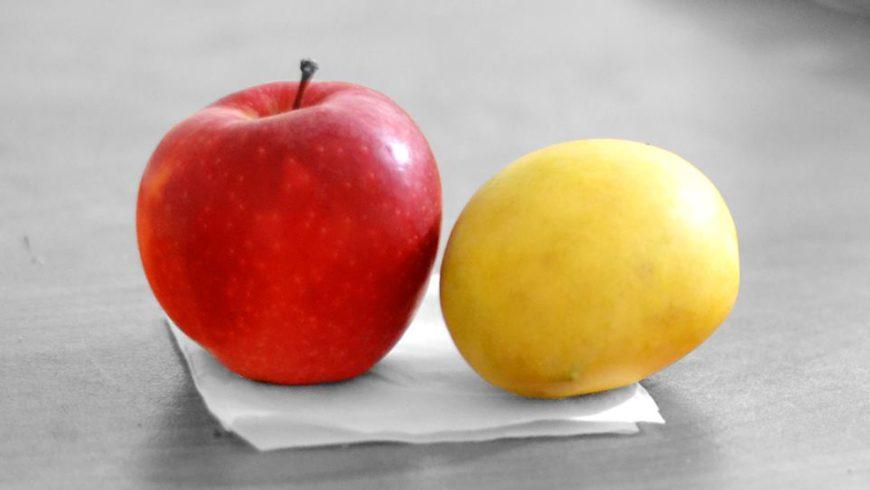 Natural Colors Apple Mango
