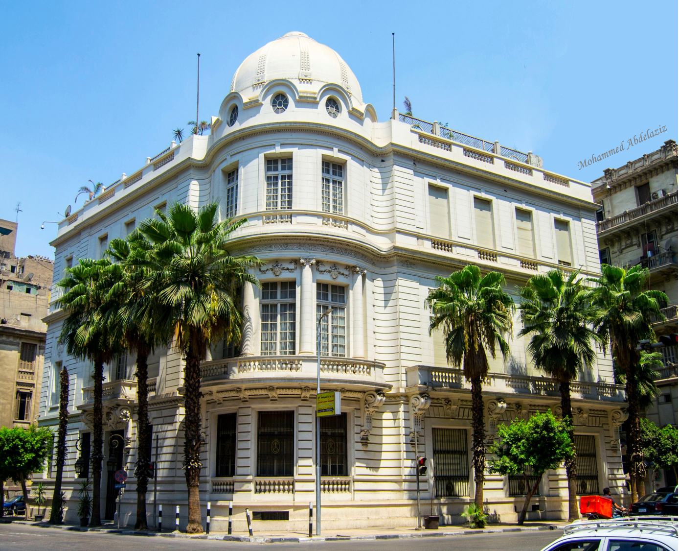 Downtown Cairo Egyptian Diplomatic Club