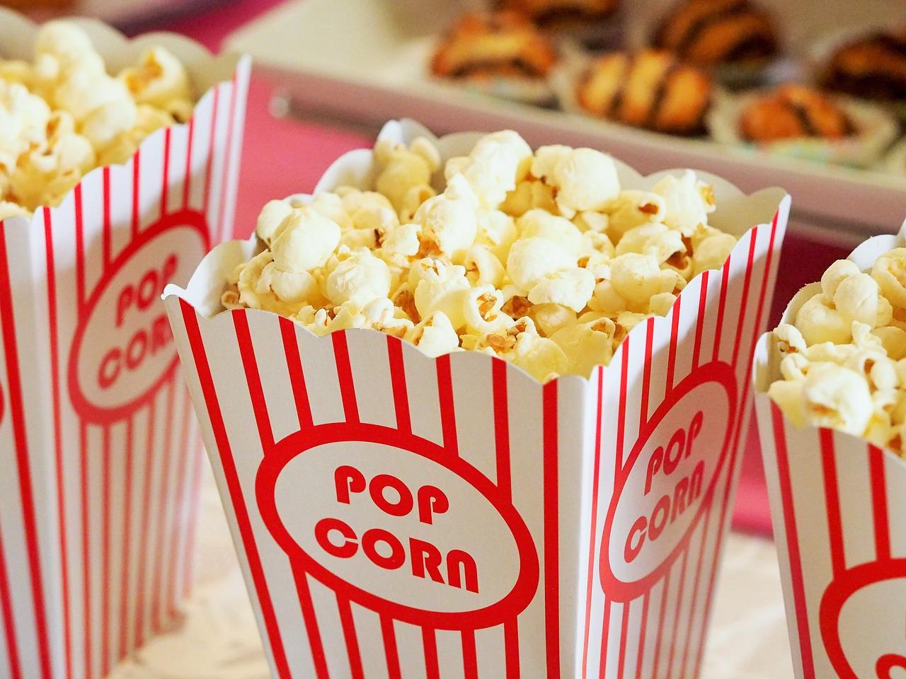 TEDx GUC Popcorn