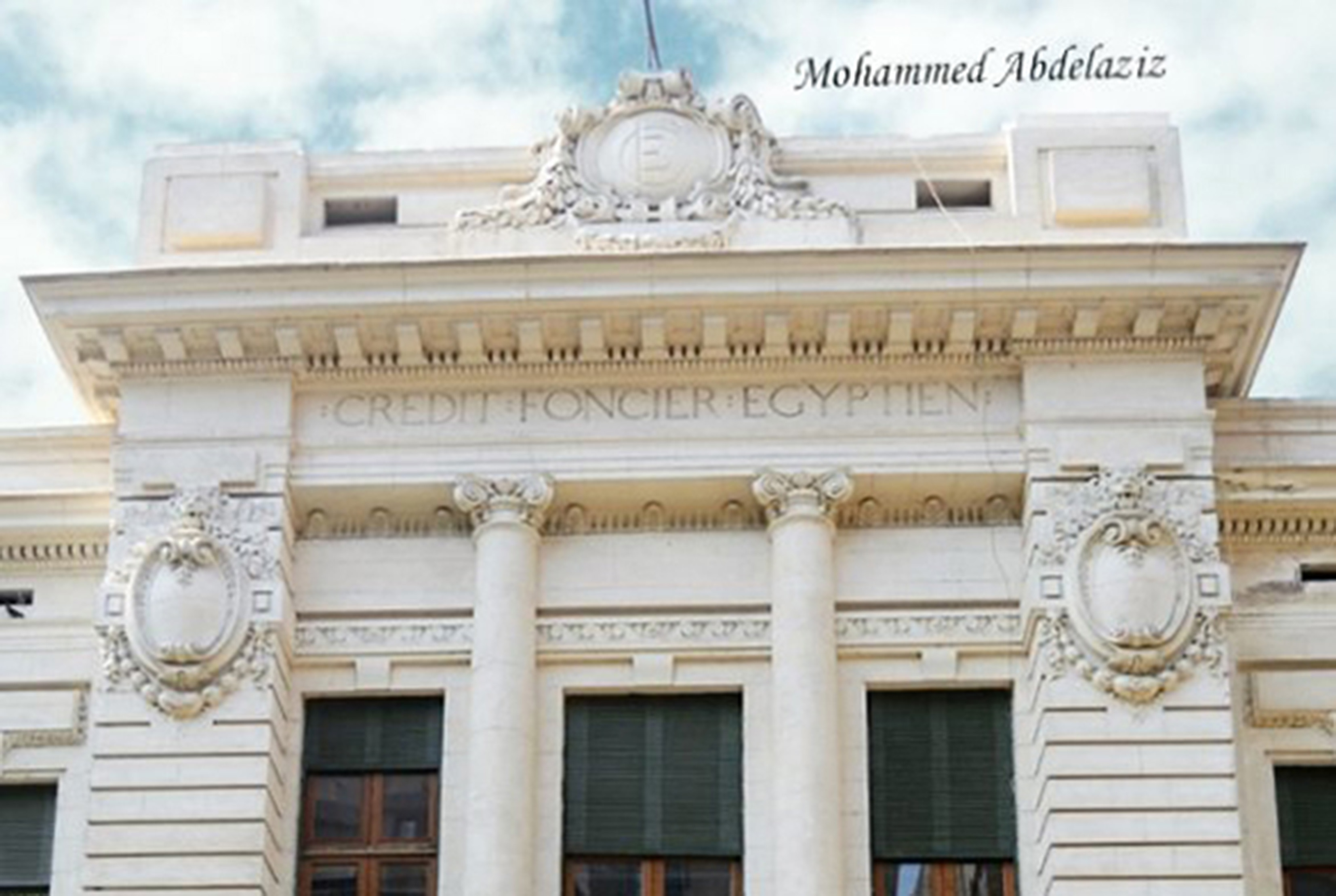 Credit Foncier Egyptien - Downtown Cairo