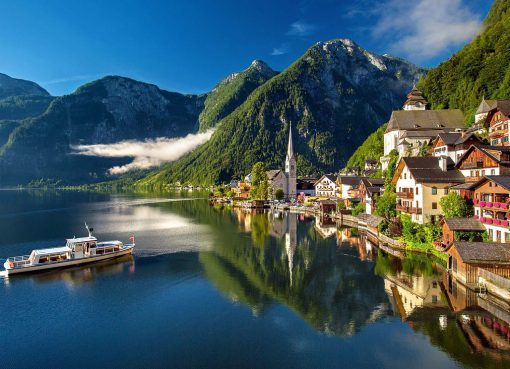 Hallstatt Austira - Travel Destinations Europe
