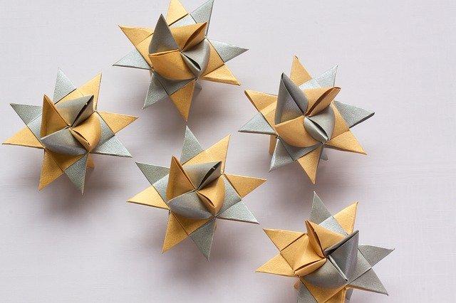 Origami أوريجامي ذات قيمة